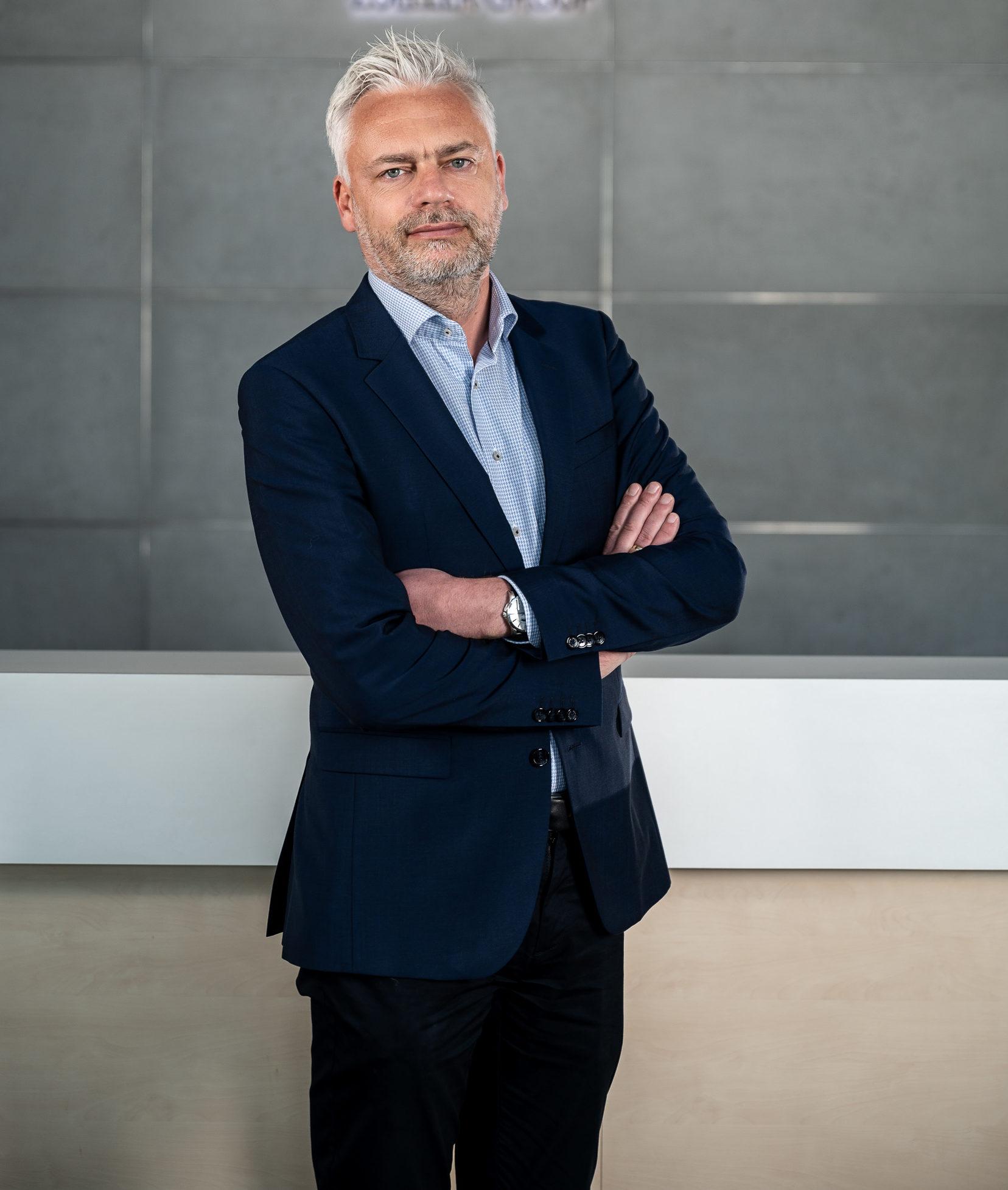 Krzysztof Sosnowy Prezes Zarządu EKOCEL